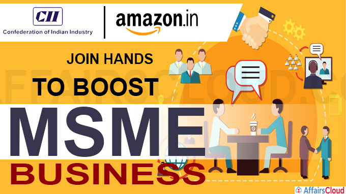 CII, Amazon India join hands to boost MSME