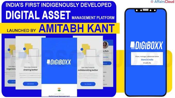 Digital Asset Management platform DigiBoxx