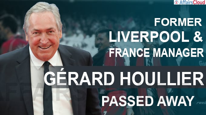 Gérard Houllier, former Liverpool and France manager, dies aged 73