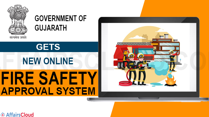 Gujarat gets new online fire safety approval system