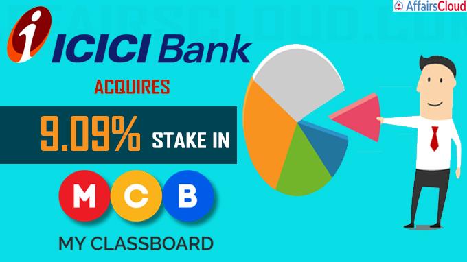 ICICI Bank acquires 9