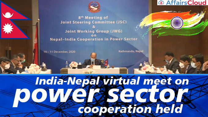 India-Nepal-virtual-meet-on-power-sector-cooperation-held