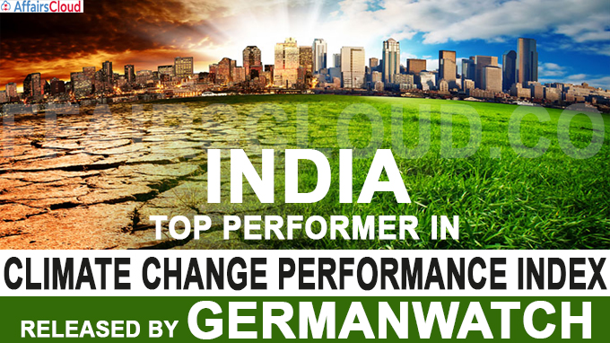 India a top performer on climate mitigation