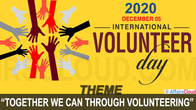 International Volunteer Day 2020