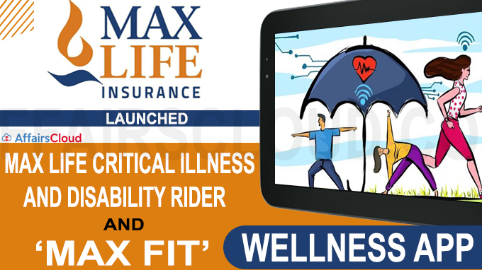 Max Life Insurance launched wellness app