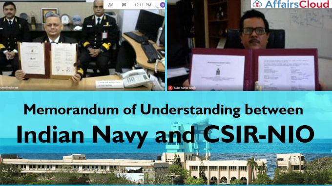 Memorandum-of-Understanding-between-Indian-Navy-and-CSIR-NIO