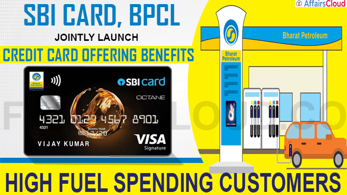SBI Card, BPCL jointly launch credit card offering benefits