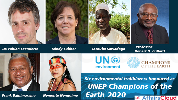 Six-environmental-trailblazers-honoured-as-UNEP-Champions-of-the-Earth
