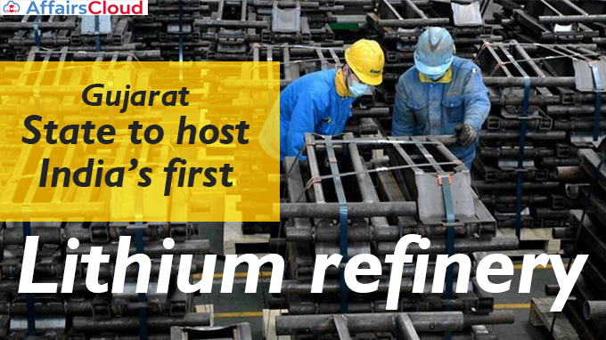 State-to-host-India's-first-Lithium-refinery