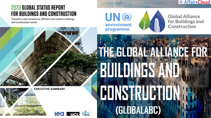 The 2020 Global Status Report for Buildings and Construction