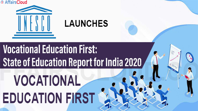UNESCO launches 2020 State of the Education Report for India