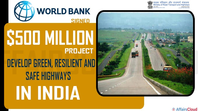 World Bank Signs $500 Million Project to Develop Green