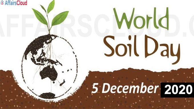 World Soil Day 2020