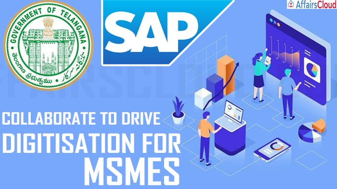 collaborate to drive digitisation for MSMEs