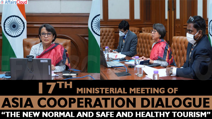 17th Ministerial Meeting of Asia Cooperation Dialogue