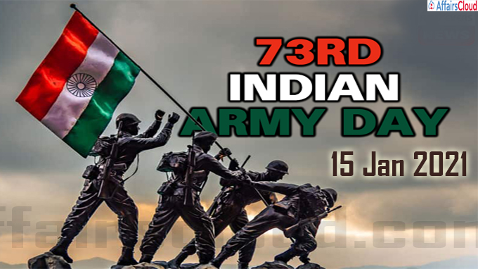 73rd Army Day 2021