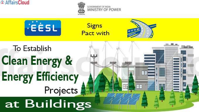 EESL signs pact with NHAI