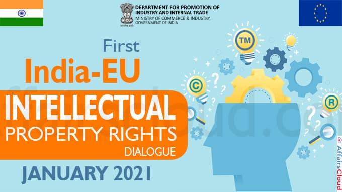 First India-EU IPR dialogue