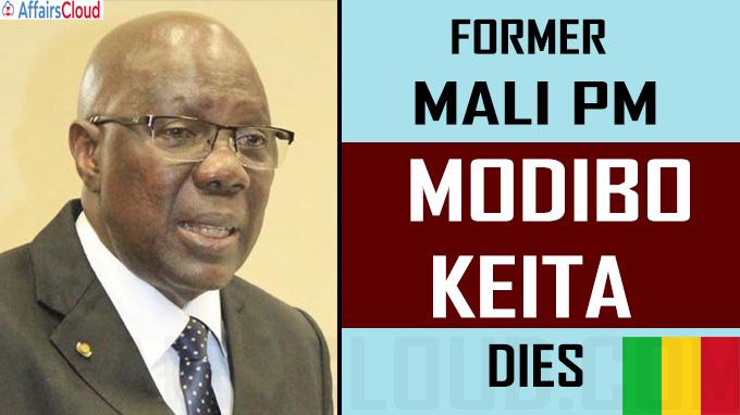 Former Mali PM Modibo Keita