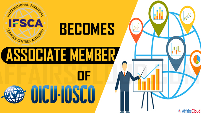 IFSCA becomes member of IOSCO