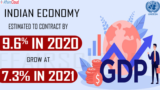 Indian economy estimated to contract by