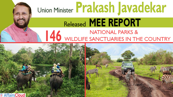 India's First Annual Ranking Of 146 National Parks & Wildlife Sanctuaries