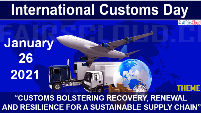 International Customs Day 2021