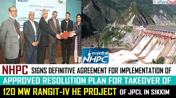 JPCL in Sikkim