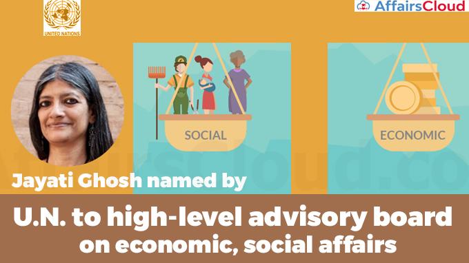 Jayati-Ghosh-named