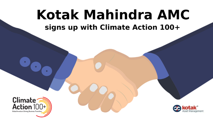 Kotak Mahindra AMC signs up with Climate Action 100