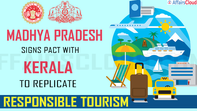 MP signs pact with Kerala to replicate Responsible Tourism