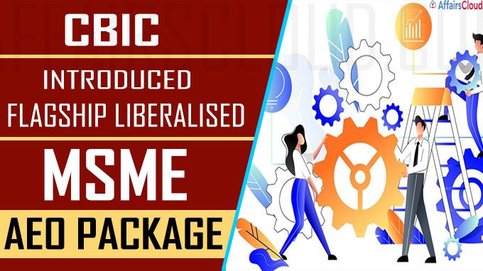MSME AEO Package