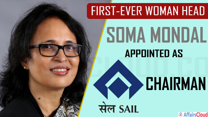 Mondal takes over as new chairperson of SAIL