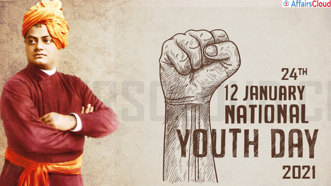 National Youth Day - January 12 2021 new