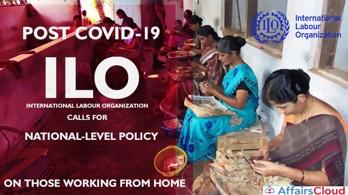 Post-COVID-ILO-calls-for-national-level-policy-on-those-working-from-home