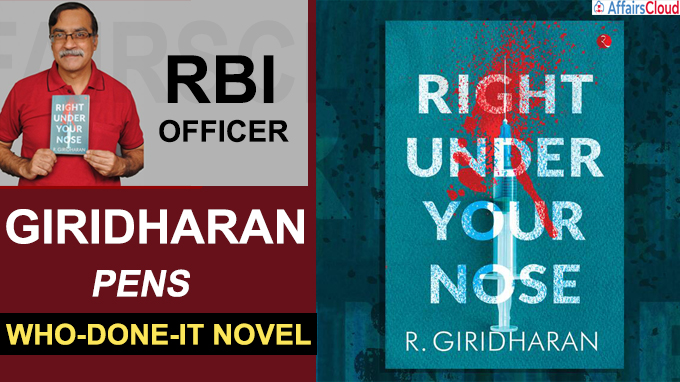 RBI officer Giridharan pens