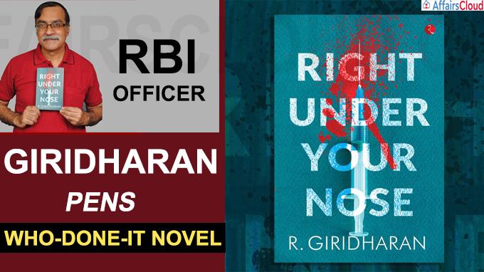 RBI officer Giridharan pens