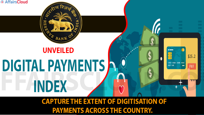 Reserve Bank unveils digital payment index