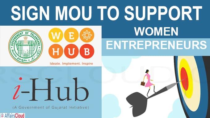 Telangana, Gujarat sign MoU to support women entrepreneurs