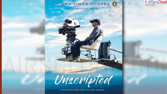 Vidhu Vinod Chopra pens book title