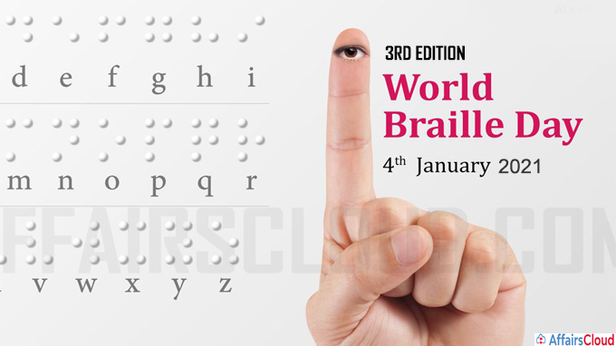 World Braille Day 2021