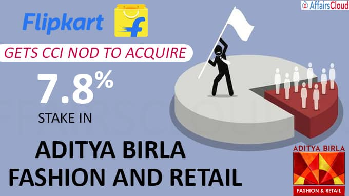 stake in Aditya Birla Fashion and Retail