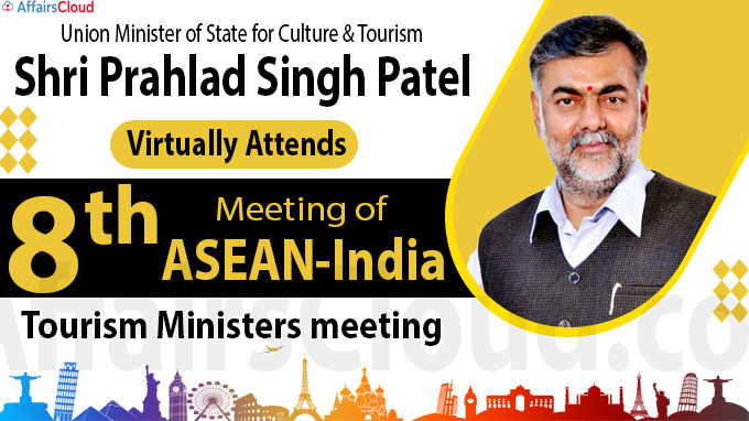 8th Meeting of ASEAN-India Tourism Ministers' meeting