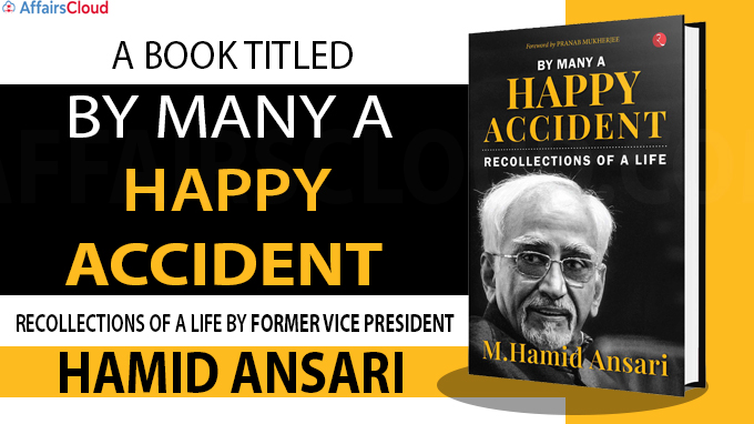 A book titled By Many a Happy Accident