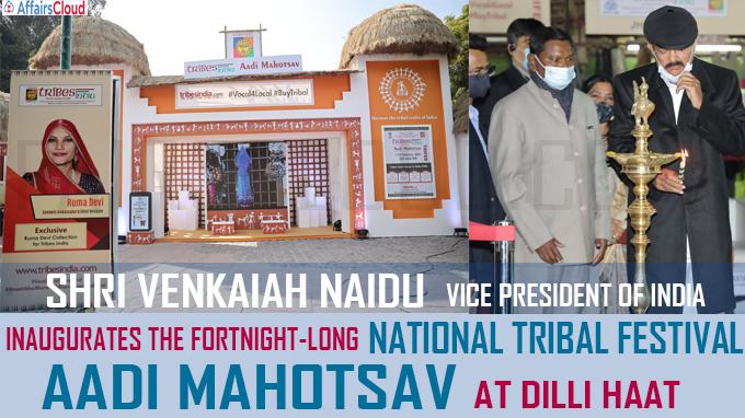 Aadi Mahotsav at Dilli Haat