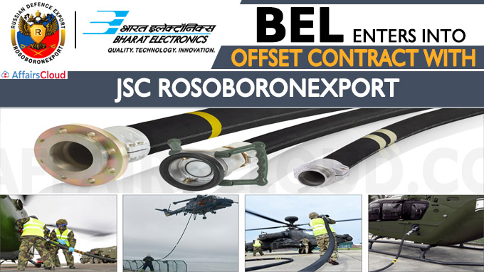 BEL enters into offset contract
