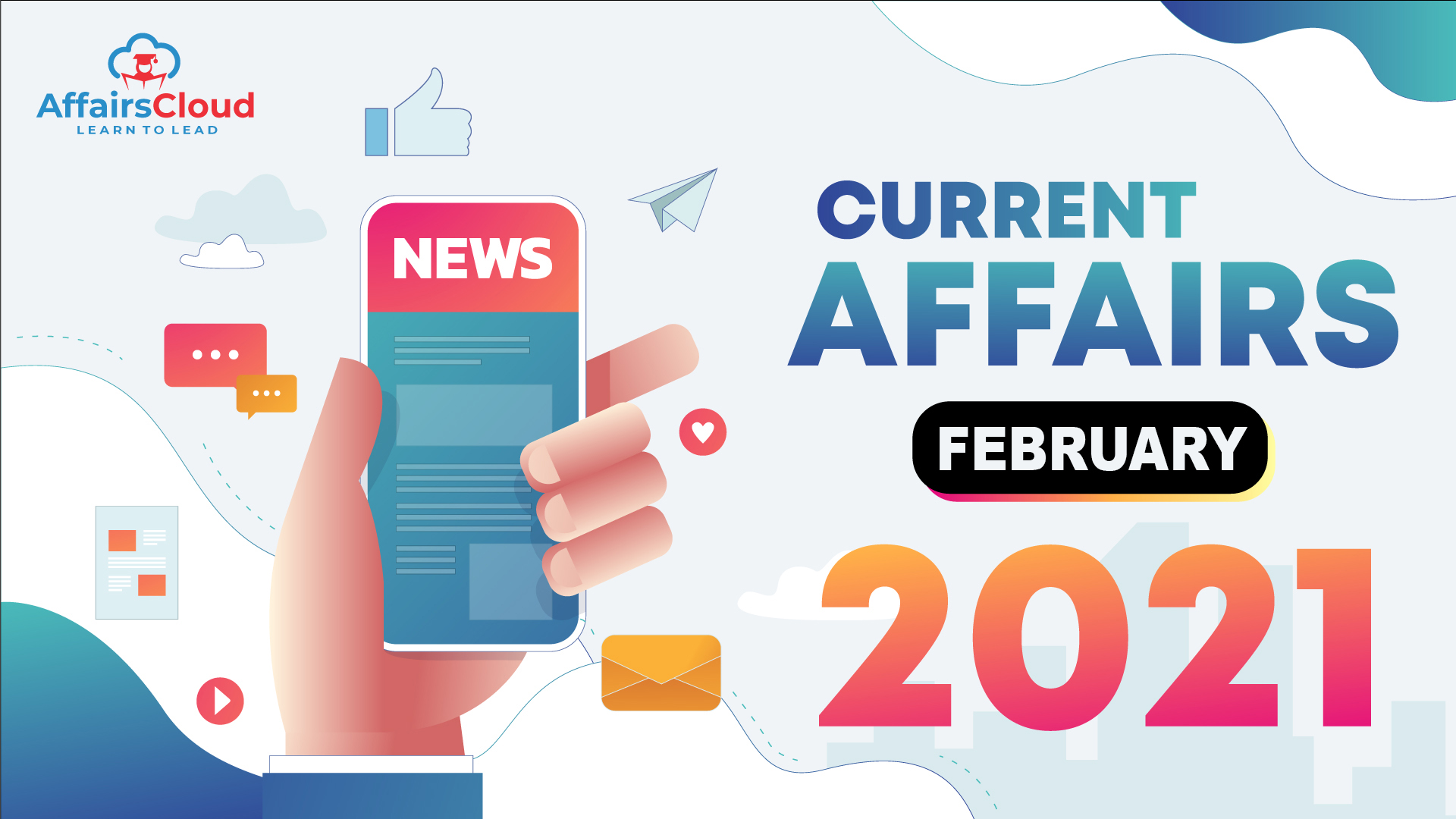 CURRENT-AFFAIRS-MONTHY FEBRUARY-2021