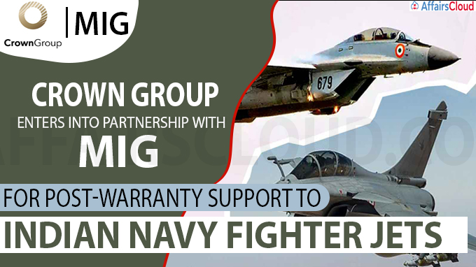Crown group enters into partnership with MiG for post-warranty