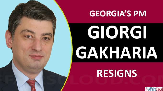 Georgia's PM resigns over move to arrest opposition leader