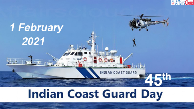 Indian Coast Guard Day